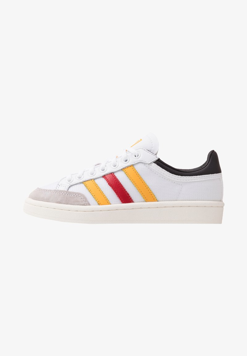 adidas Originals - AMERICANA  - Tenisky - footware white/active gold/scarlet
