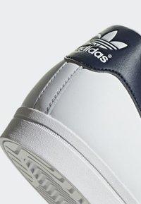 adidas Originals - COAST STAR SHOES - Sneaker low - white - 8