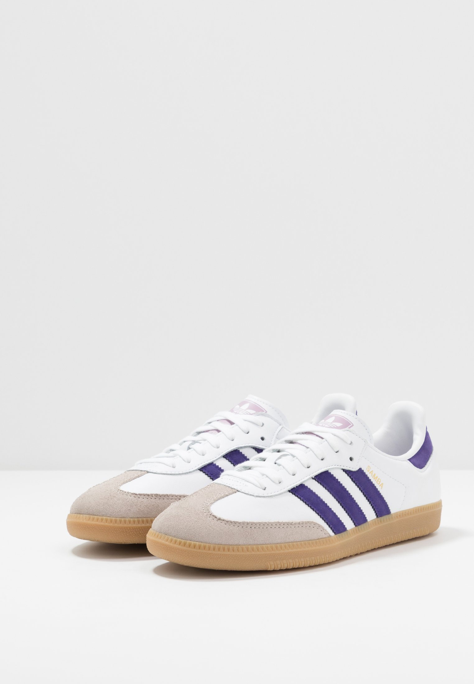 STYLE footwear purple FOOTBALL collegiate basses white adidas SAMBA Originals soft vision SHOESBaskets 2IYDWEH9