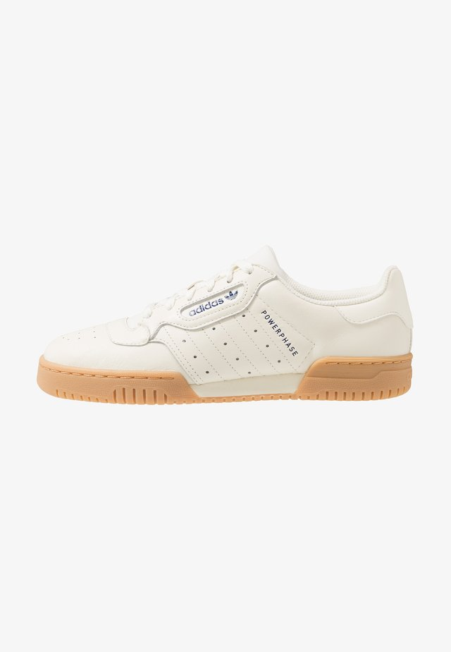 POWERPHASE - Sneakers - offwhite/dark blue