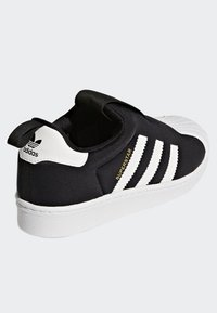 adidas Originals - SUPERSTAR 360 SHOES - Sneakers laag - black - 3