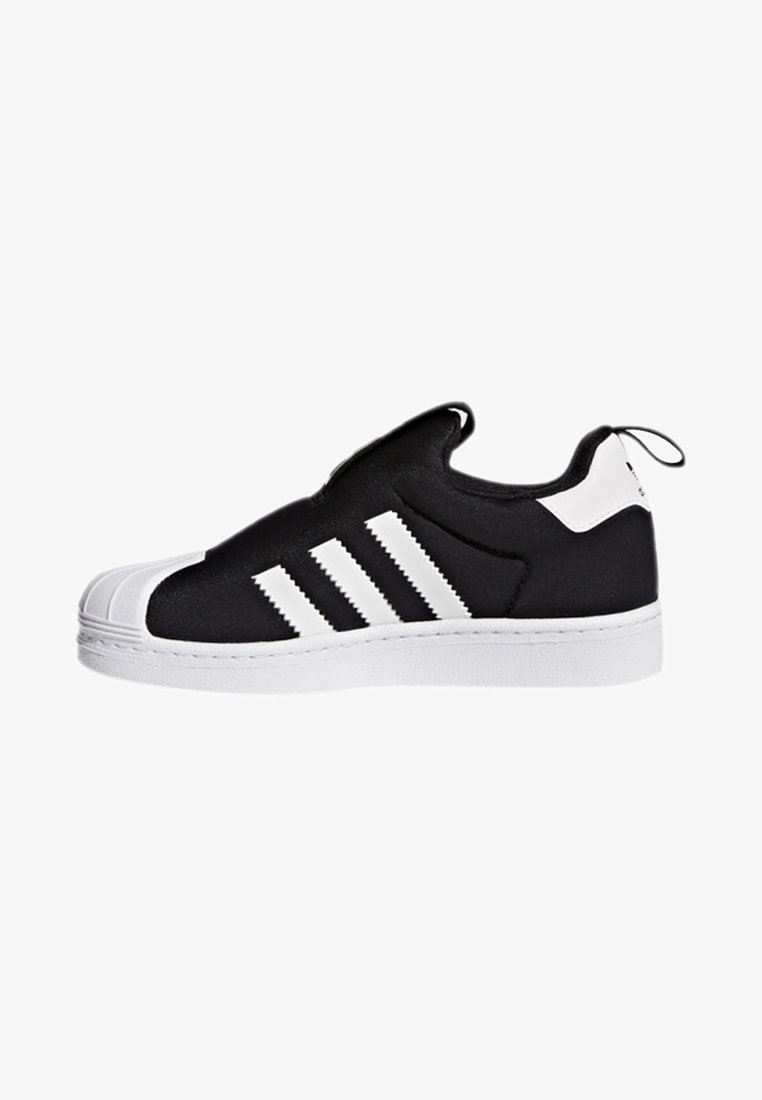 adidas Originals - SUPERSTAR 360 SHOES - Sneakers laag - black