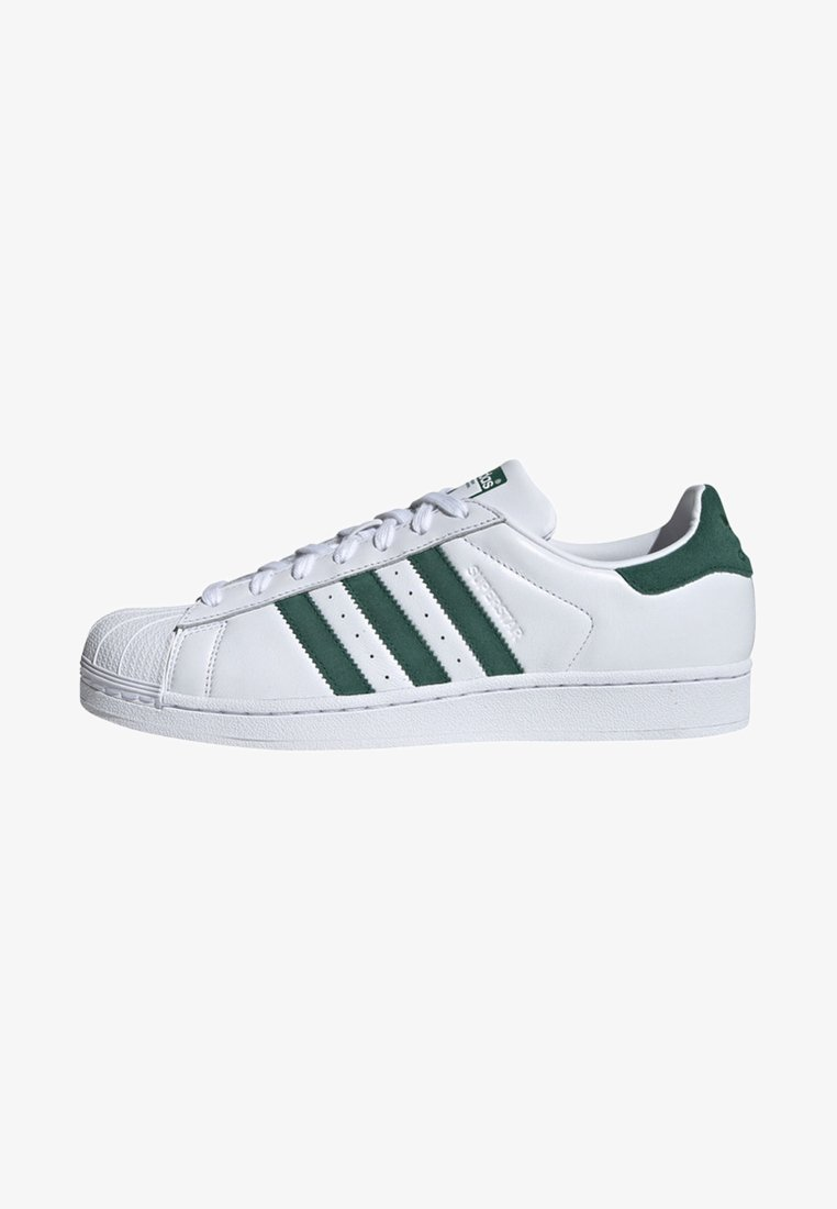 adidas Originals - SUPERSTAR SHOES - Trainers - white