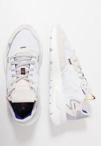 adidas Originals - NITE JOGGER - Tenisky - footwear white - 1