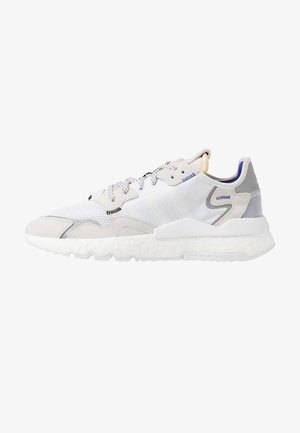 NITE JOGGER - Matalavartiset tennarit - footwear white