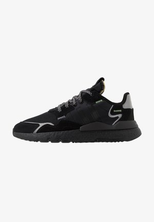NITE JOGGER - Sneaker low - core black