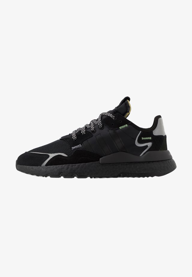 NITE JOGGER - Sneakers basse - core black