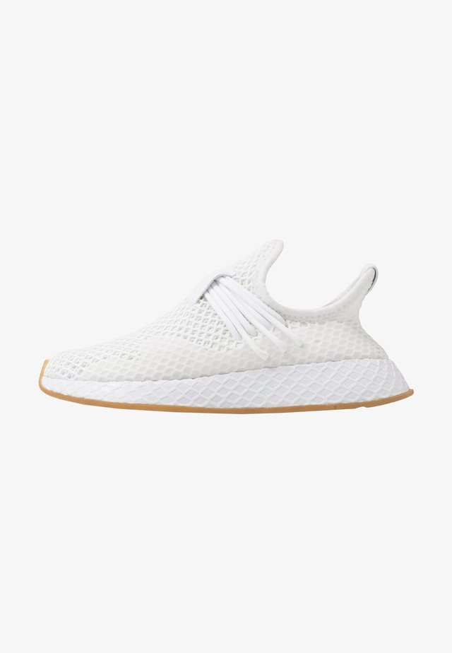 DEERUPT - Matalavartiset tennarit - footwear white