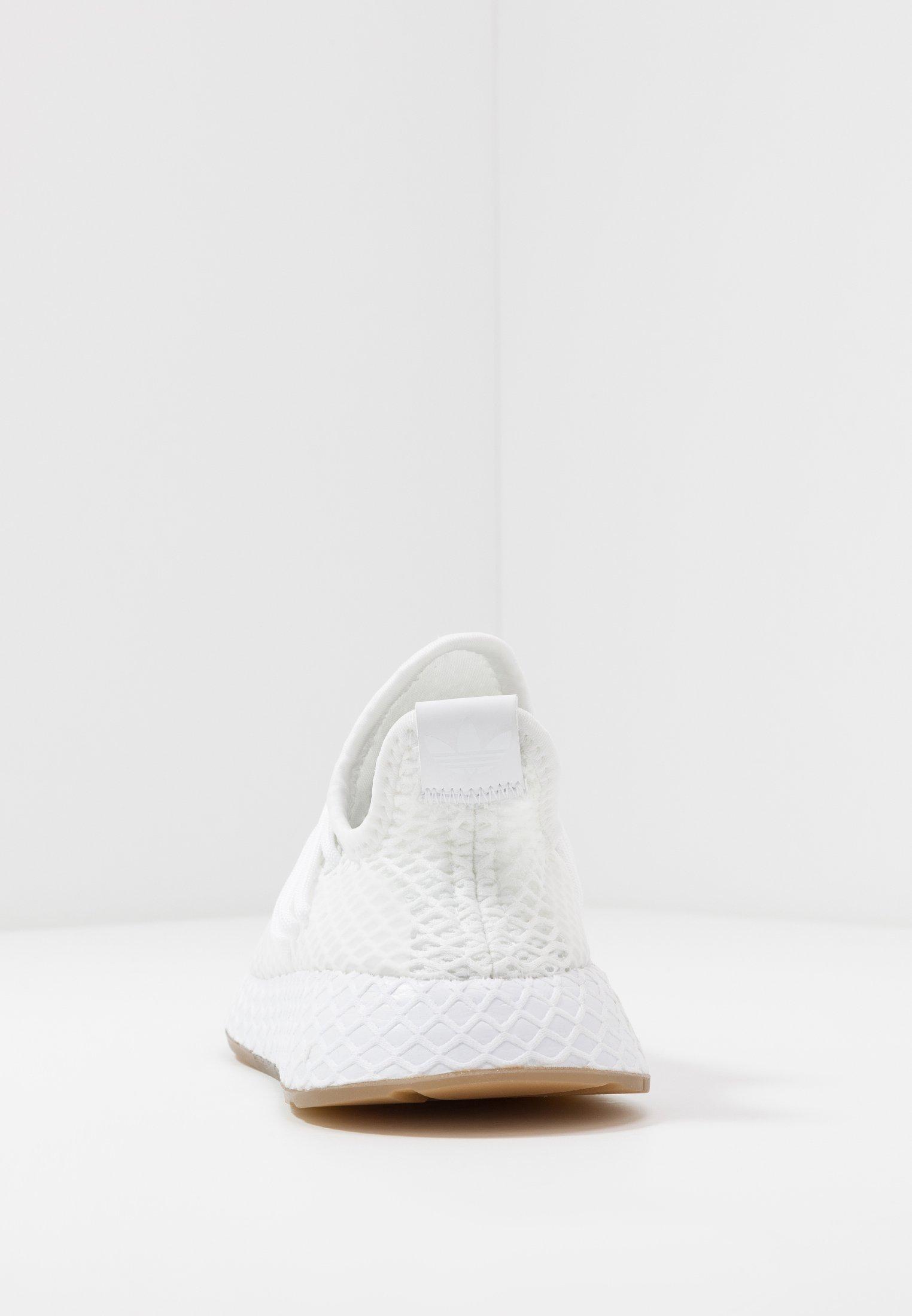 adidas Originals DEERUPT - Sneakers basse - footwear white