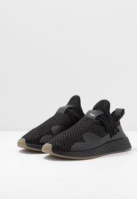 adidas Originals - DEERUPT - Trainers - core black - 2