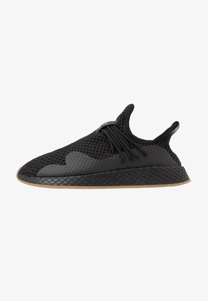 adidas Originals - DEERUPT - Trainers - core black