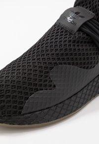 adidas Originals - DEERUPT - Trainers - core black - 5