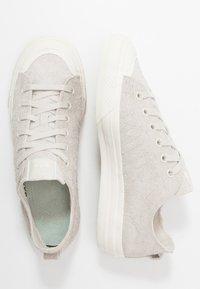 adidas Originals - NIZZA  - Sneakers laag - raw white/offwhite - 1