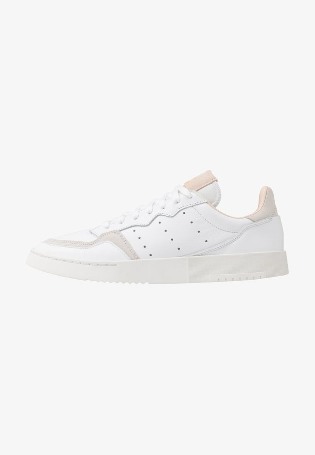 SUPERCOURT - Sneakers laag - footwear white/crystal white