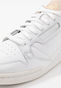 adidas Originals - CONTINENTAL 80 - Trainers - footwear white/crystal white - 8