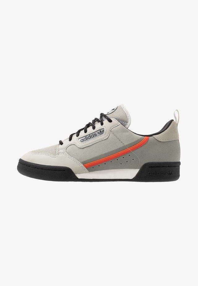 CONTINENTAL 80 - Sneakersy niskie - sesame/orange/raw white