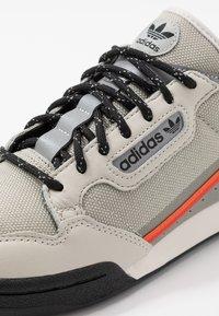 adidas Originals - CONTINENTAL 80 - Tenisky - sesame/orange/raw white - 5