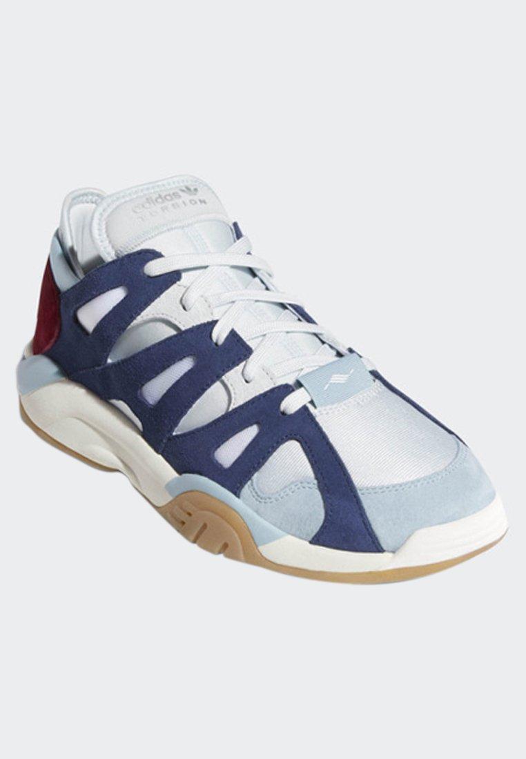 Adidas Originals Dimension Low Top Shoes - Joggesko Blue