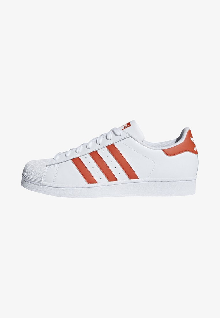 adidas Originals - SUPERSTAR SHOES - Sneaker low - white