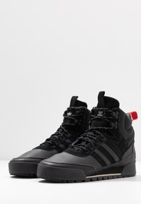 adidas Originals - BAARA - High-top trainers - core black - 2