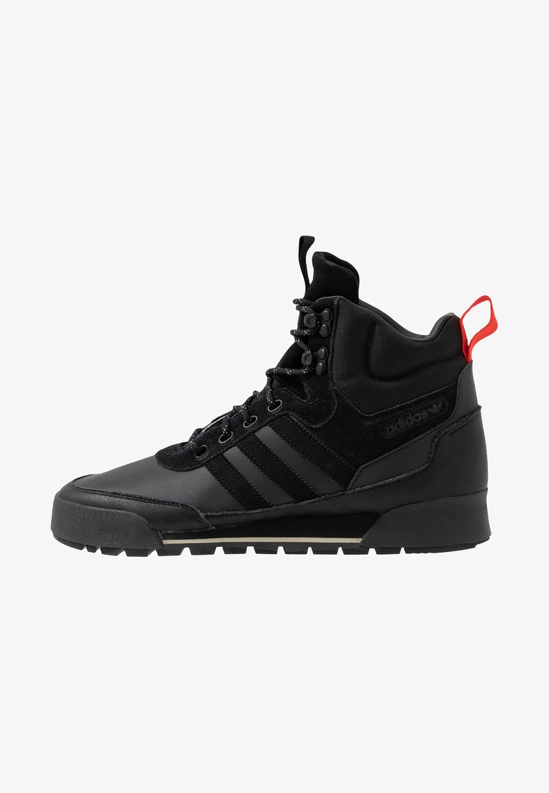 adidas Originals - BAARA - High-top trainers - core black
