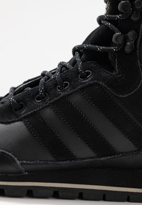 adidas Originals - BAARA - High-top trainers - core black - 5
