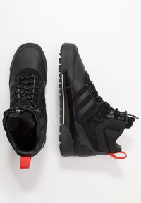 adidas Originals - BAARA - High-top trainers - core black - 1