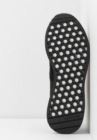 adidas Originals - MARATHON TECH - Sneakers laag - core black/dough solid grey/silver metallic - 4
