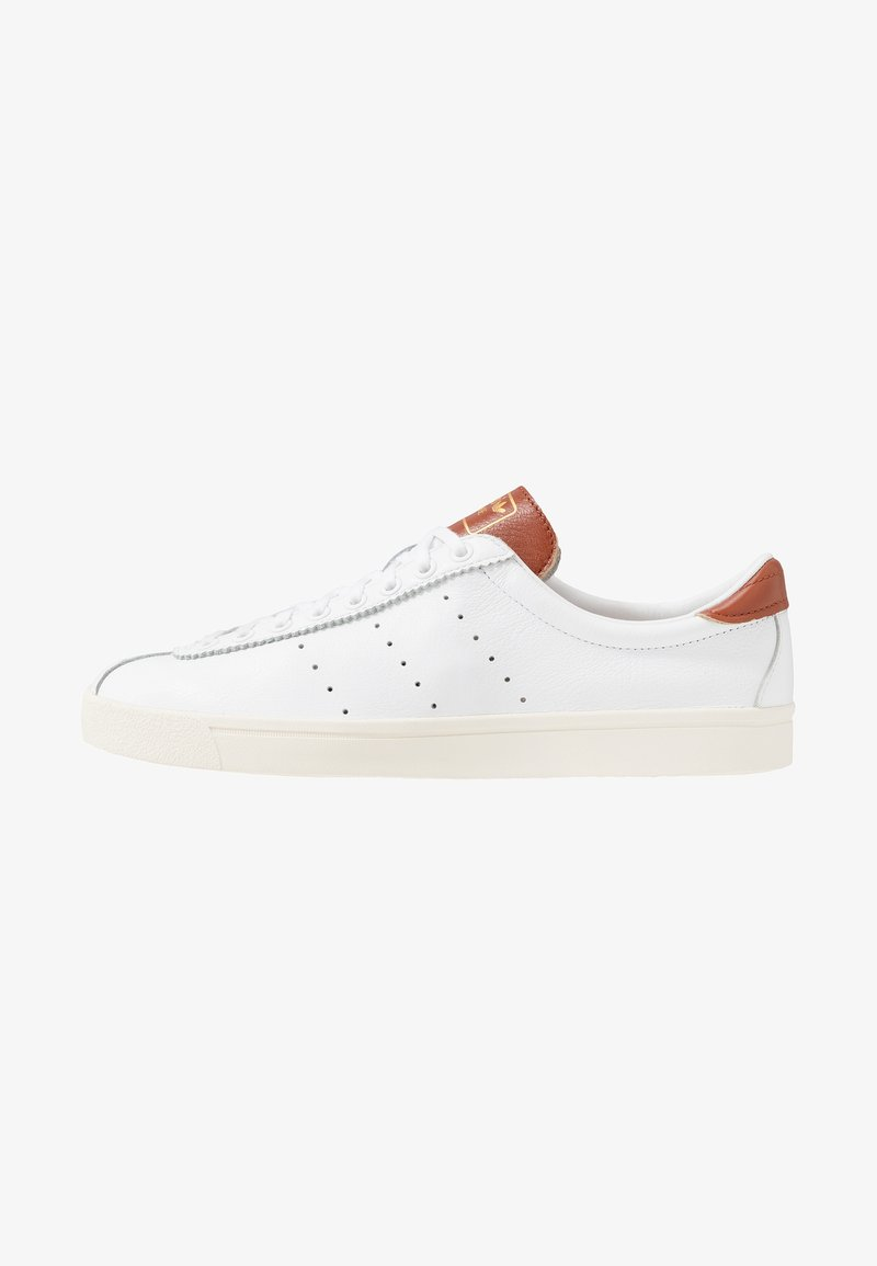 adidas Originals - LACOMBE - Trainers - footwear white/st redwood
