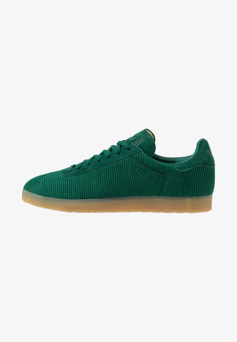 adidas Originals - GAZELLE - Trainers - collegiate green
