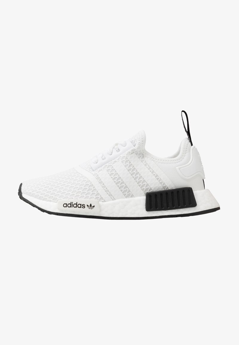 adidas Originals - NMD_R1 - Matalavartiset tennarit - footwear white/core black