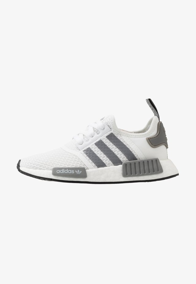 NMD_R1 - Matalavartiset tennarit - footwear white/grey three/core black