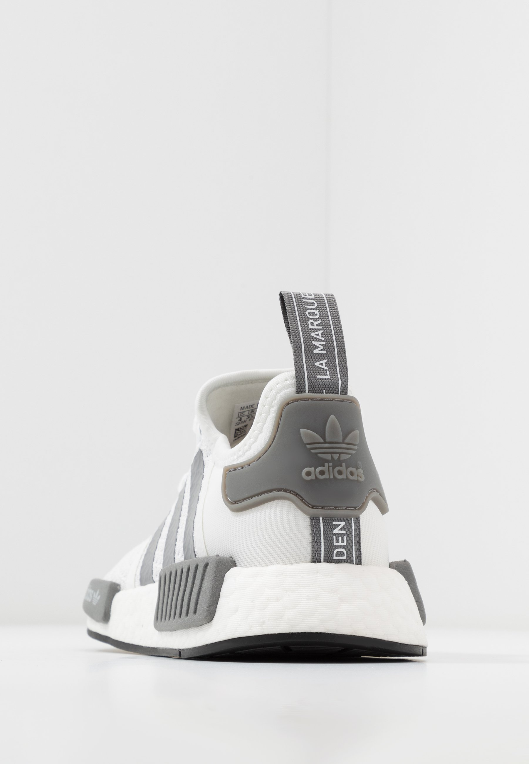 adidas Originals NMD_R1 - Sneakers - footwear white/grey three/core black