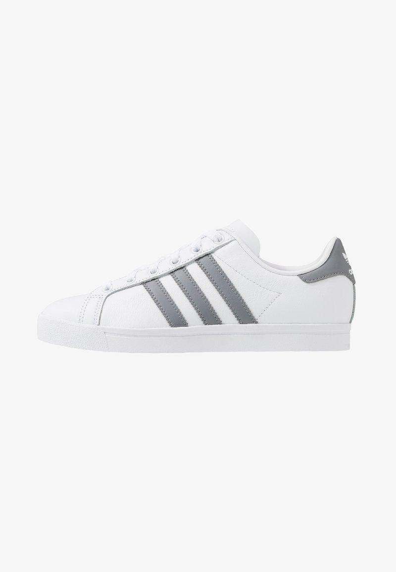 adidas Originals - COAST STAR - Matalavartiset tennarit - footwear white/grey three