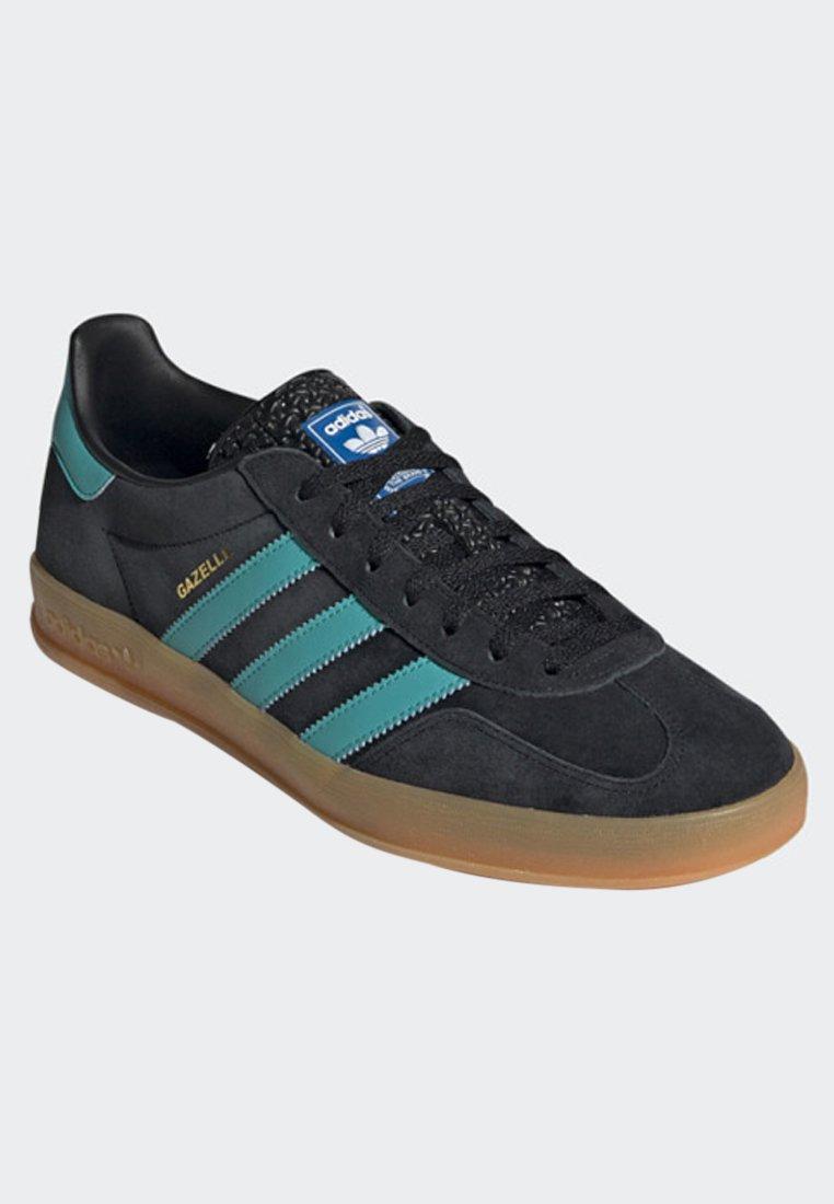 adidas Originals GAZELLE INDOOR SHOES - Baskets basses black