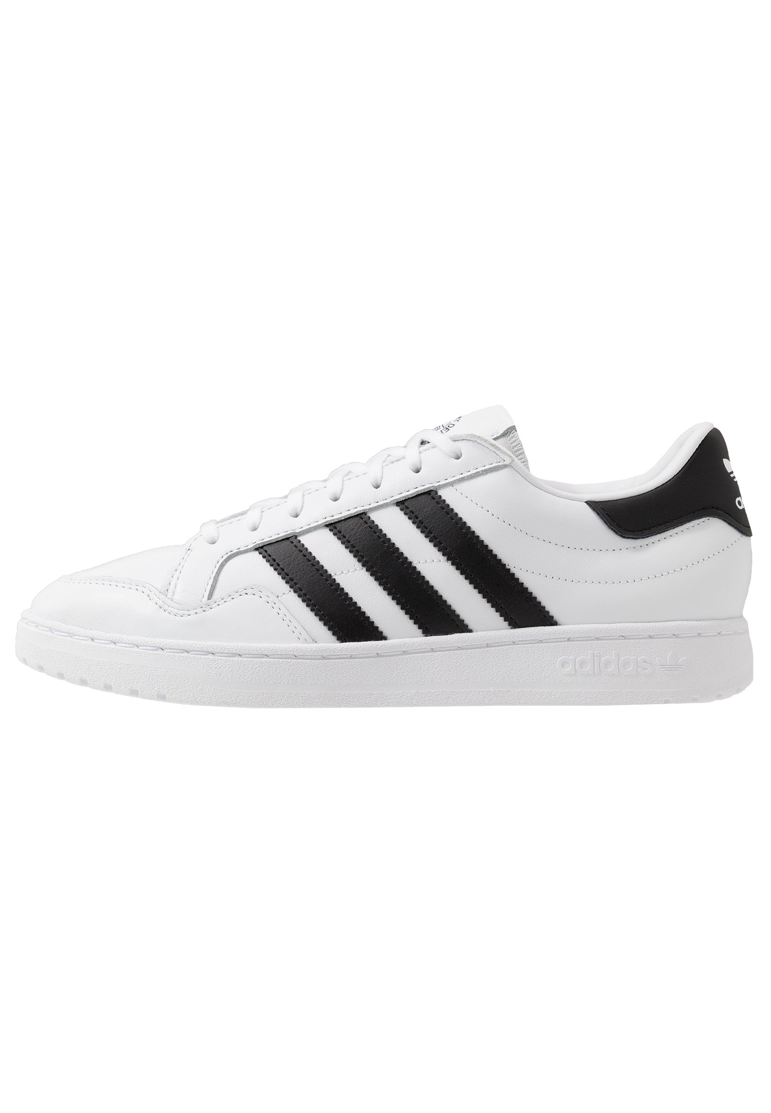 adidas Originals TEAM COURT - Sneakers laag - ftwwht/cblack ...