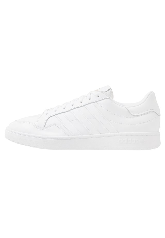 TEAM COURT - Sneakers laag - ftwwht/ftwwht/cblack
