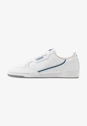 CONTINENTAL - Sneakersy niskie - footware white/sky tint/legend marine