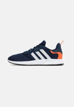 X_PLR - Tenisky - collegiate navy/footwear white/orange