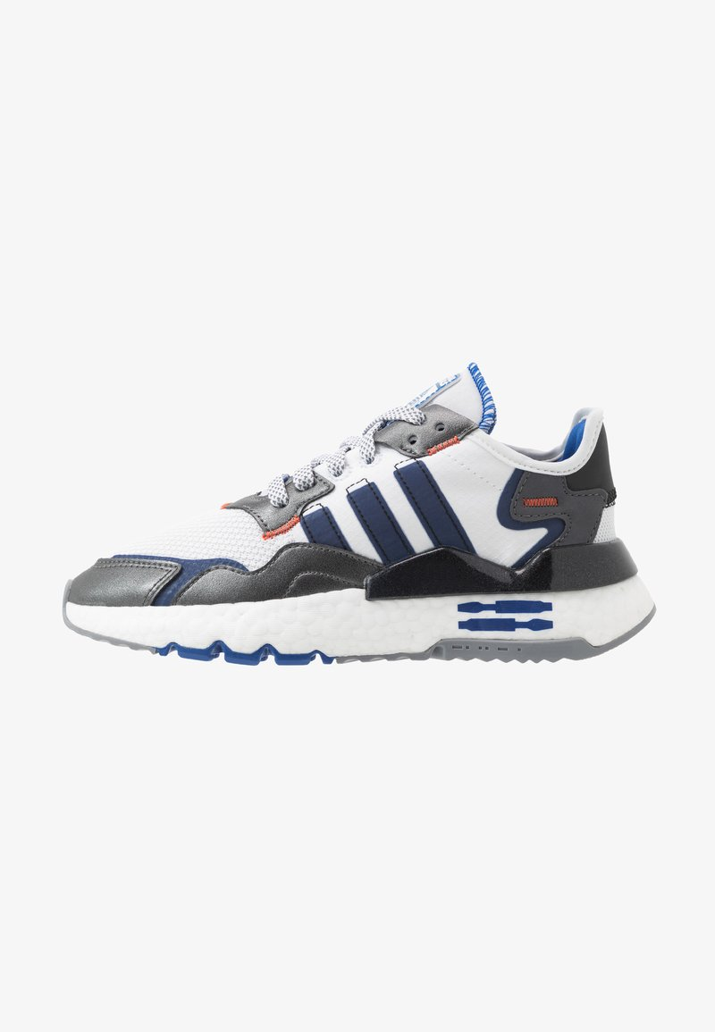 adidas Originals - NITE JOGGER - STAR WARS - Sneakers - footwear white/core black