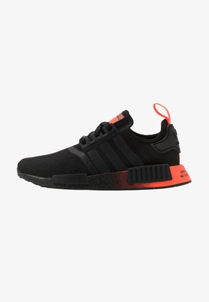 NMD_R1 - STAR WARS - Sneakersy niskie - core black/solar red