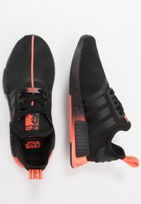 adidas Originals - NMD_R1 - STAR WARS - Sneaker low - core black/solar red - 1