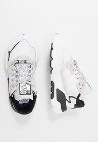 adidas Originals - NITE JOGGER - STAR WARS - Sneakers laag - footwear white/core black - 1