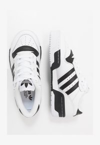 adidas Originals - RIVALRY  - Matalavartiset tennarit - footwear white/core black - 1