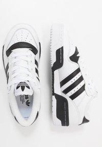 adidas Originals - RIVALRY  - Sneakers laag - footwear white/core black - 1