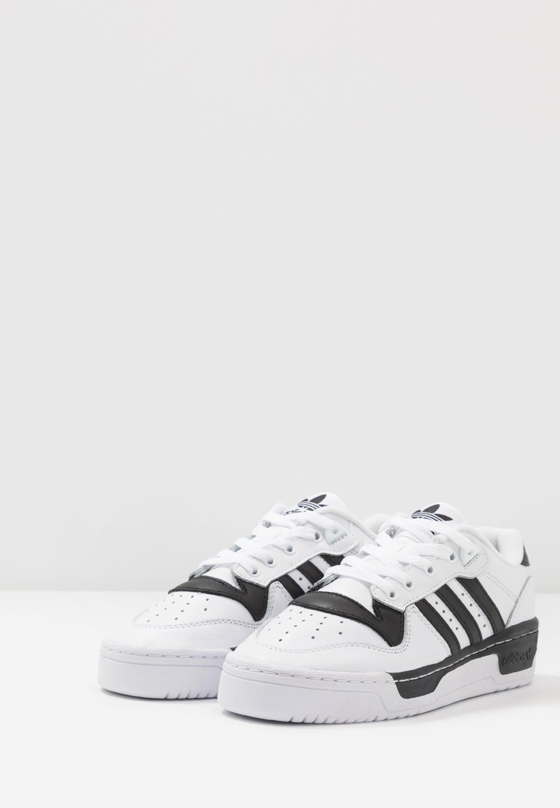 adidas Originals RIVALRY  - Sneakers basse - footwear white/core black