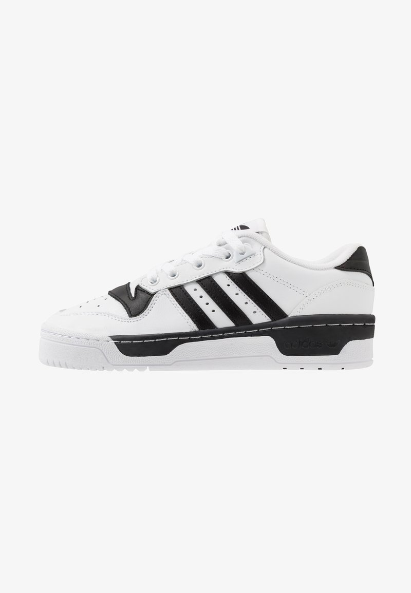 adidas Originals - RIVALRY  - Sneakers laag - footwear white/core black