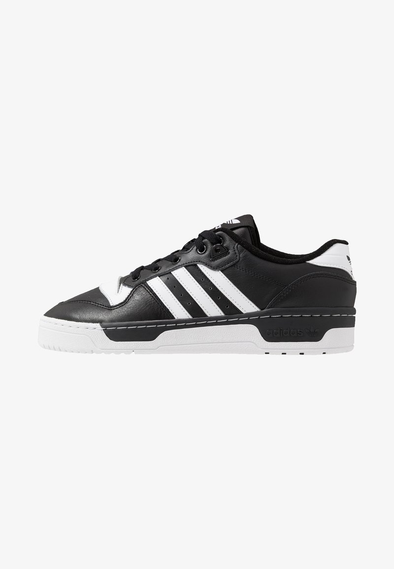 adidas Originals - RIVALRY  - Sneaker low - core black/footwear white