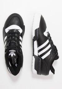 adidas Originals - RIVALRY  - Sneaker low - core black/footwear white - 1