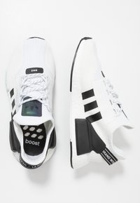 adidas Originals - NMD_R1.V2 - Trainers - footwear white/core black - 1